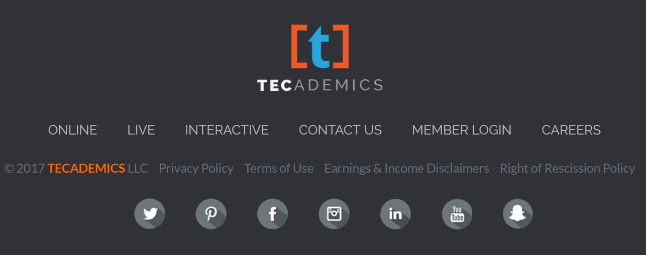 Tecademics