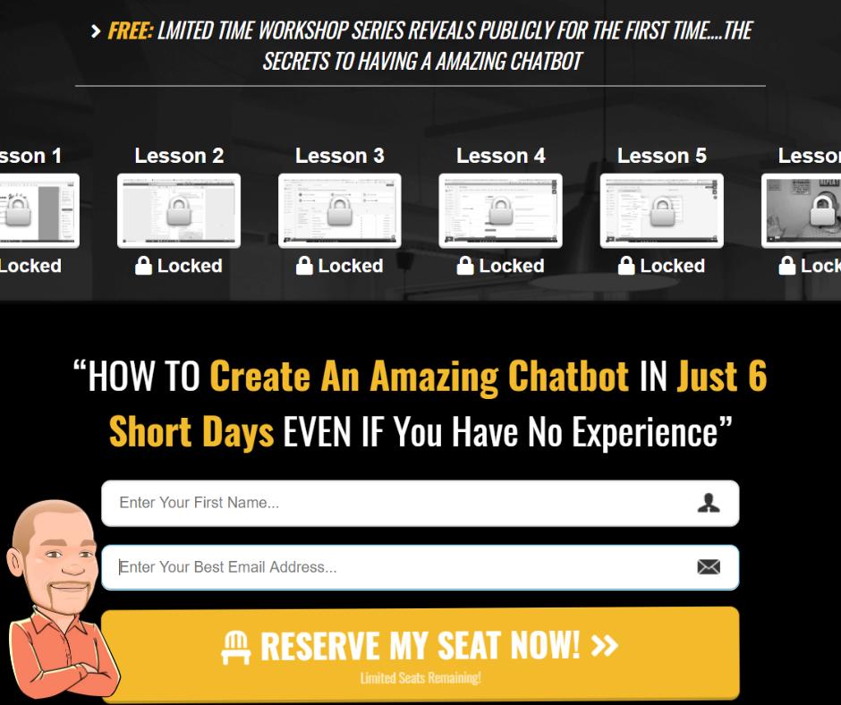 Kevin David Chatbot Training